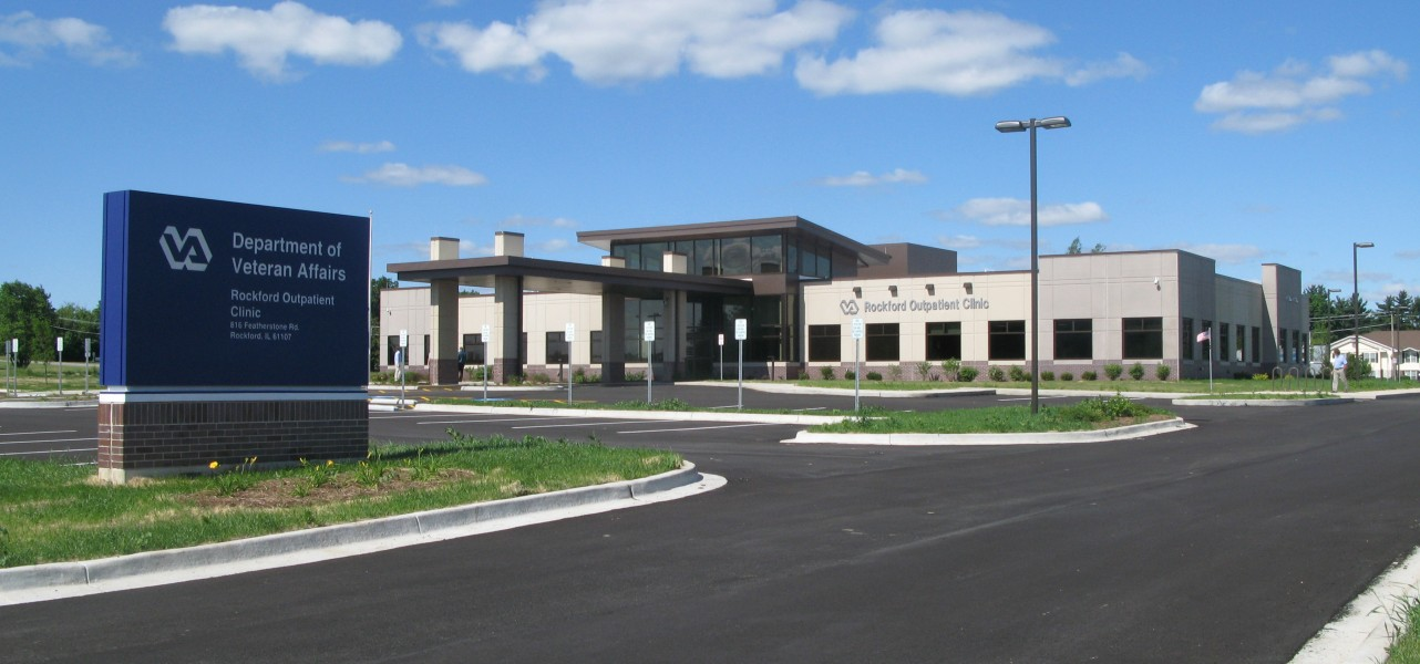 Rockford VA Community-Based Outpatient Center Awarded LEED® Silver Certification