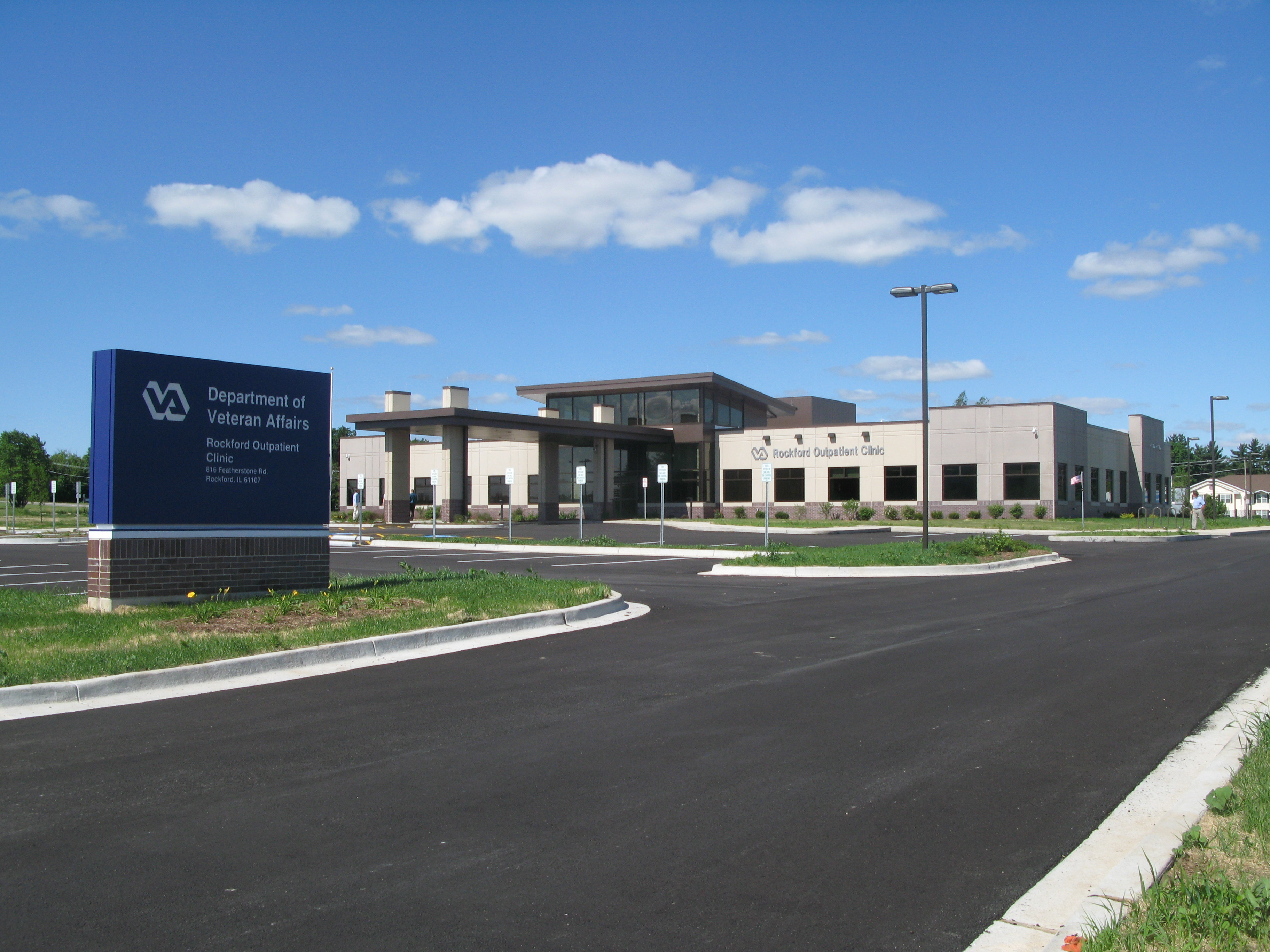 Rockford va community based outpatient center awarded leed silver rockford va community based outpatient center awarded leed silver certification 1betcityfo Image collections