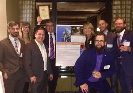 Cyclone Energy Group Receives Award from ASHRAE Illinois