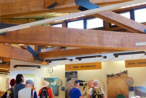 Better Know a Building: Zion National Park Visitor Center