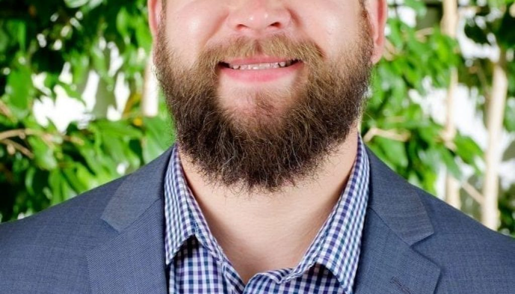 David Lippe, Real Estate Services Manager
