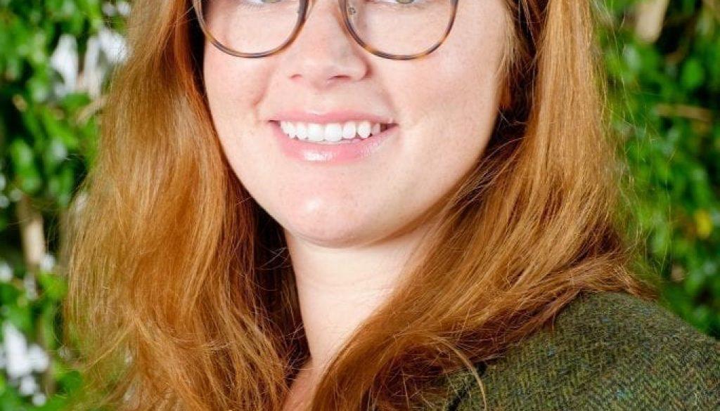 Emmy Riley, Energy Engineer