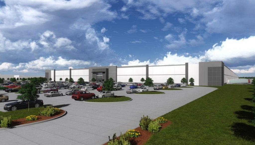Midpoint Logistics Center